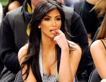 ��� ����� ��������� ��� ������� Kim Kardashian