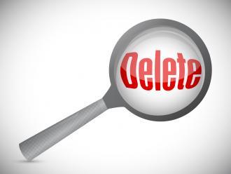 طريقة حذف الصور من الايفون