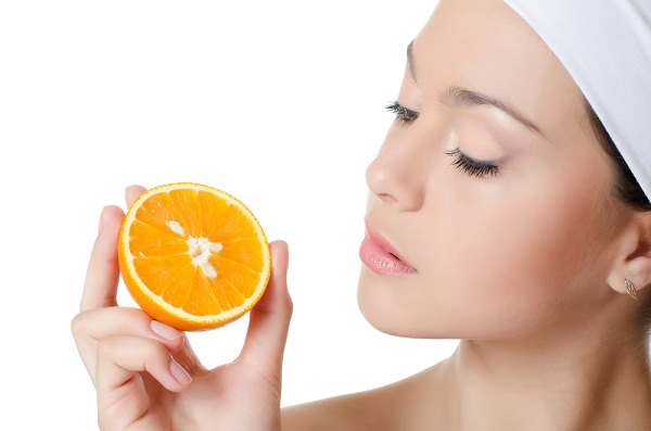 وصفه البرتقال للعناية بالبشرة , قناع البرتقال للعناية بالبشرة