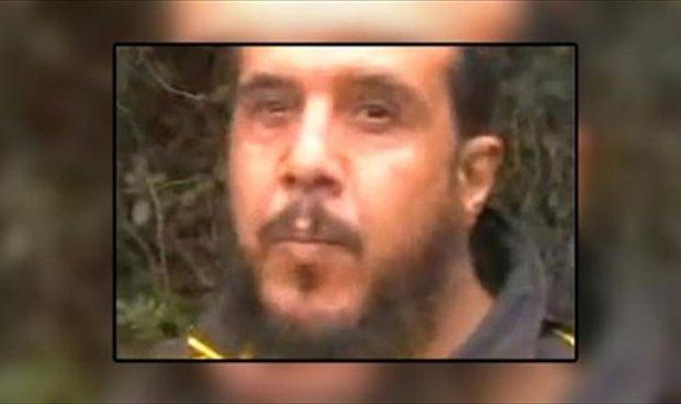 صور القبض على عبد الباسط عزوز زعيم تنظيم القاعدة في ليبيا