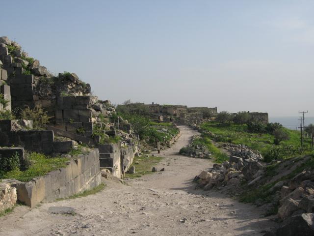 معلومات و صور قلعة ام قيس متحف أم قيس