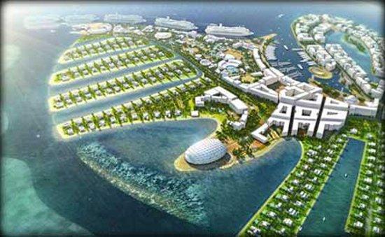 جزيرة المها , صور جزيرة المها في قطر
