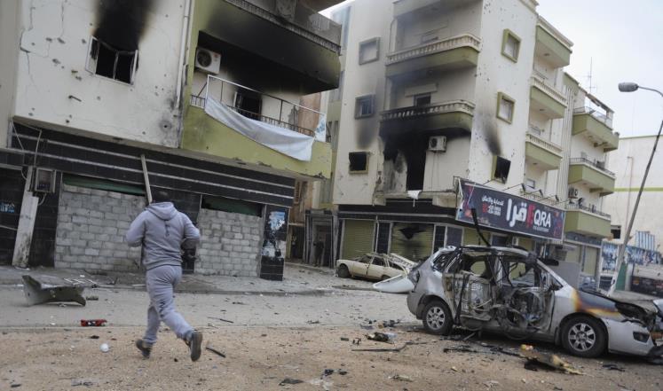 طرابلس اليوم الحراك المدني في طرابلس يعتصم تضامناً مع المختطفين اللبنانيين 8-12-2014