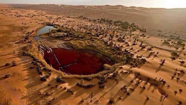 بحيرة الطرونا الحمراء, صور بحيرة الطرونا الحمراء , معلومات عن بحيرة الطرونا الحمراء