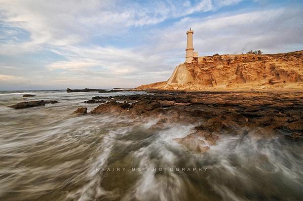 منارة القره بوللي ليبيا , صور منارة القره بوللي , Lighthouse Qara Boulle