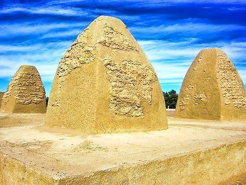 مقابر الجرمنت اﻷمازيغ في ليبيا , صور مقابر الجرمنت اﻷمازيغ