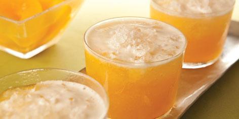 طريقة تحضير عصير الخوخ