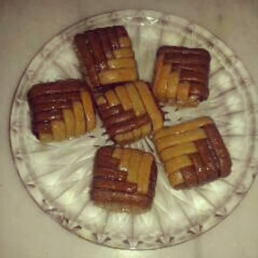 طريقة عمل حلو الحصيرة المطبخ الليبي