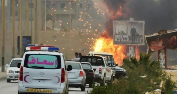 الجيش الليبي يحقق إنتصارات ويقترب من تحرير طرابلس الاربعاء 10/12/2014