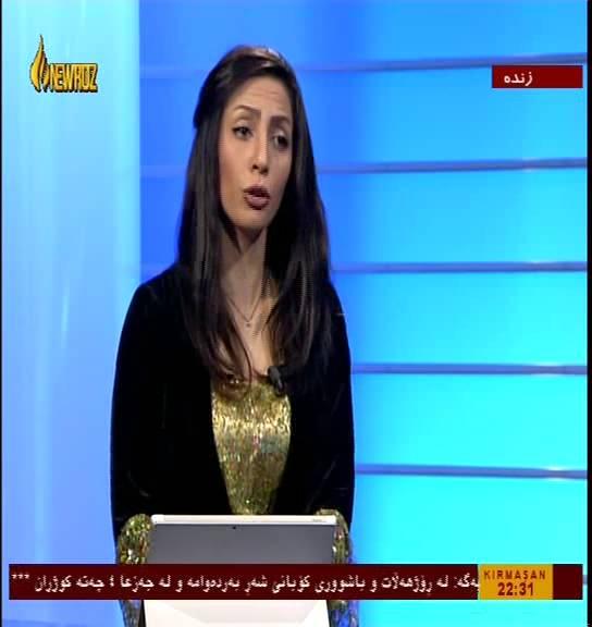 احدث تردد قناة نيو روز Newroz TV الكردية