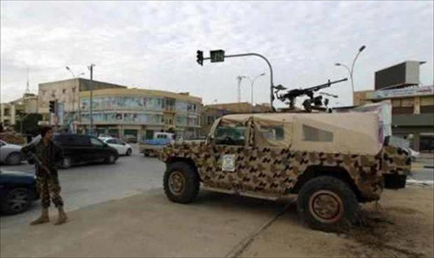 استمرار الاشتباكات المسلحة في بنغازي الجمعة 12/12/2014