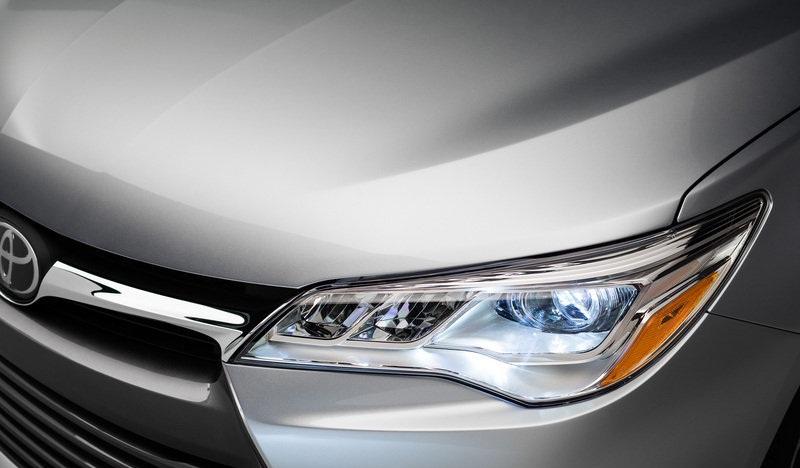 ������� ���� ������ ����� �� �� ��� 2015 Toyota Camry GLX