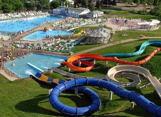 حديقة أكوا بويلس المائية Aquopolis Water Park