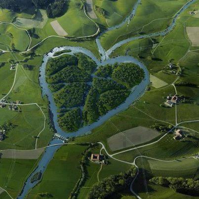 نهر الحب , معلومات عن نهر الحب , صور نهر قلب الحب