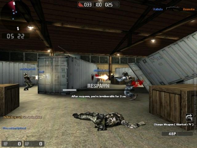 لعبة الاكشن والاقتحامات البوليسية Sudden Attack بحجم 458 ميجا