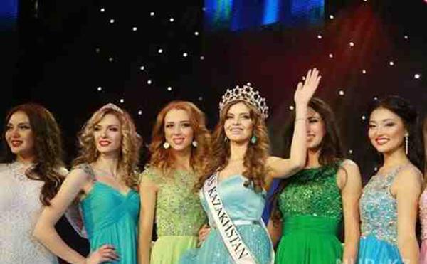صور ملكة جمال كازخستان 2015