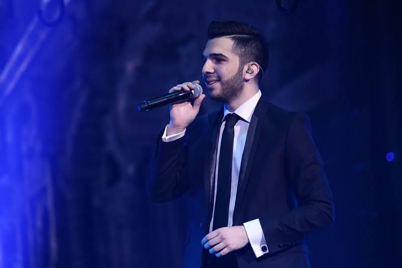 يوتيوب قل للمليحة، اغنية اه يا حلو يا مسلينى- حازم شريف ، Arab idol 3