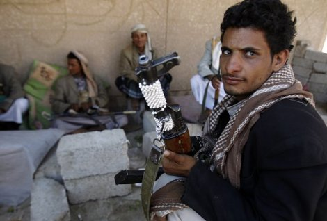 شمال اليمن تشهد مواجهات بين الحوثيين والقبائل