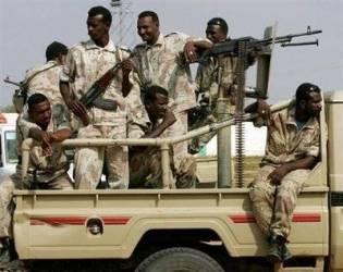 مقتل 49 جنديا في معارك بين الجيش والحركات المسلحة بوسط وشمال دارفور