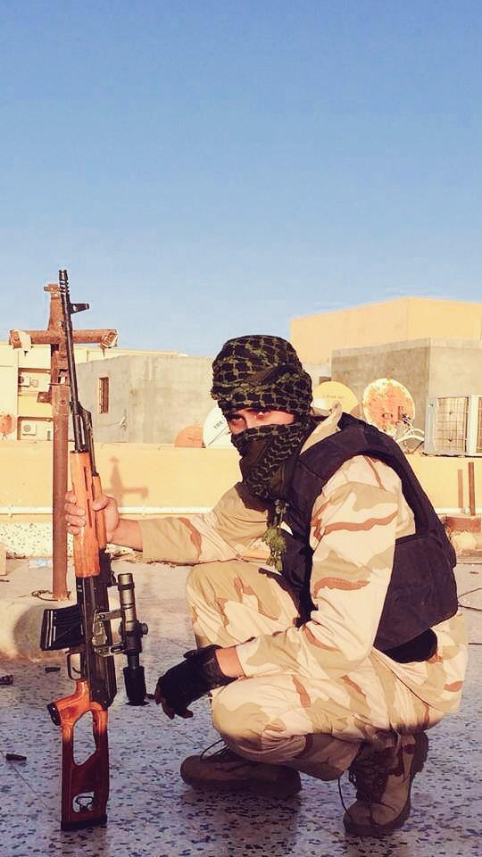 صور الجيش الليبي فى الصابري من قلب الحدث