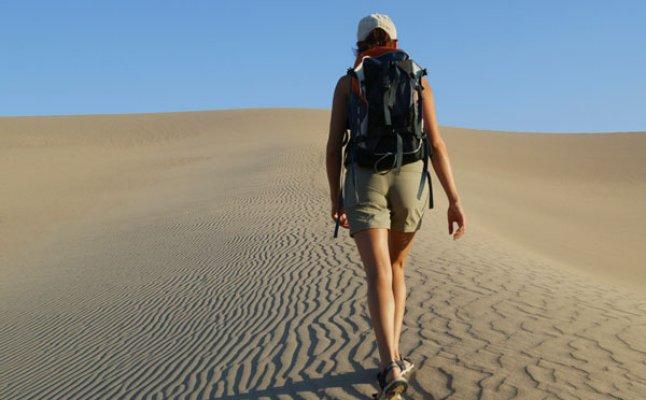 رؤية الصحراء في المنام