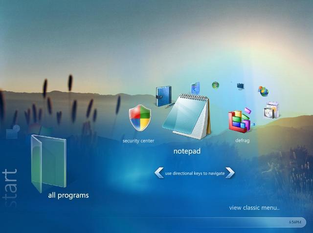الويندز الرائع الخفيف فى الحجم Windows 7 Ultimate Live CD 2010 يعمل بدون تنصيب