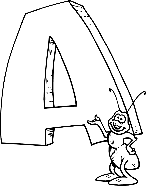 خلفيات حرف A جميلة جدا بجودة عالية اتش دي