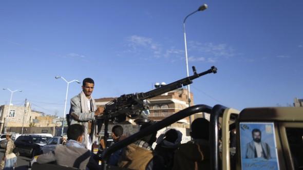 جماعة الحوثي تسيطر على شركات نفط في صنعاء