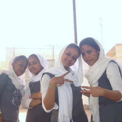 ��� ���� �������, Photos girls of Sudan