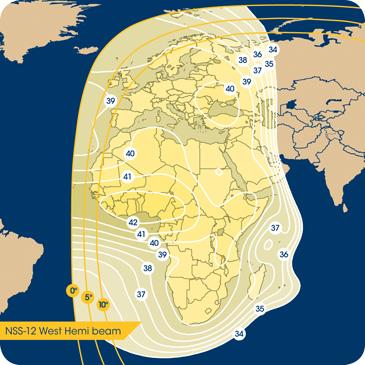 طريقة استقبال قمر nss 12 57°e مشاهدة الدوري الاسباني الانجليزي مجانا