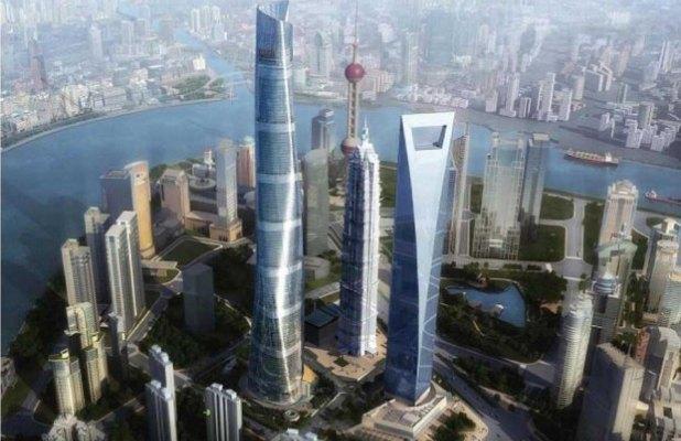 برج شنغهاي شنغهاي ، الصين