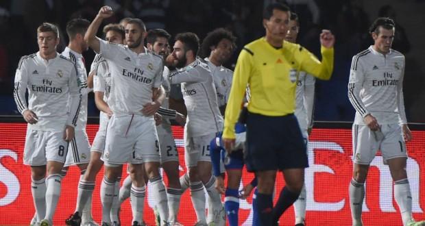 ريال مدريد بطل كاس العالم للاندية 2014 , اهداف المباراة النهائية 20-12-2014