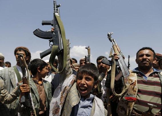 رويترز الإخبارية تتوقع بأن يكون 2015 عام دامٍ في اليمن