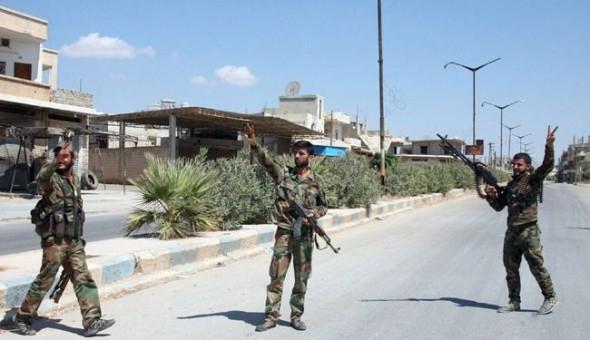 داعش يلزم اهالى حلب بدفع الزكاة له
