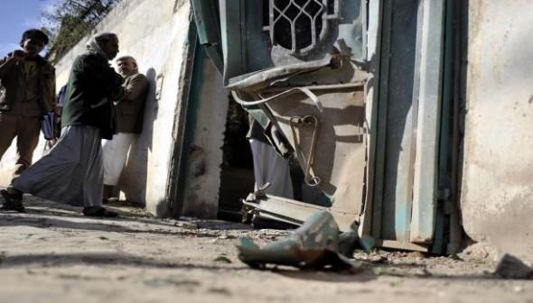 سلسة إنفجارات في صنعاء ومقتل شخص وإصابة إثنين أخرين