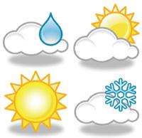 حالة الطقس في مصر اليوم الاربعاء 24/12/2014