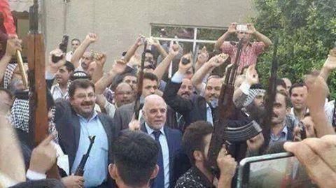 العبادي يصادق على فتح مركز تدريب في بغداد لتحرير الموصل