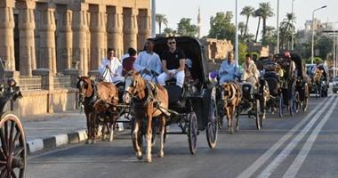 الحكومة تعلن عن حملة لتشجيع السياحة العربية إلى مصر