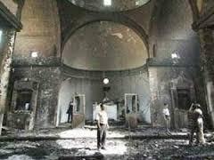 كنائس الموصل صامتة بفعل سيطرة داعش على المدينة