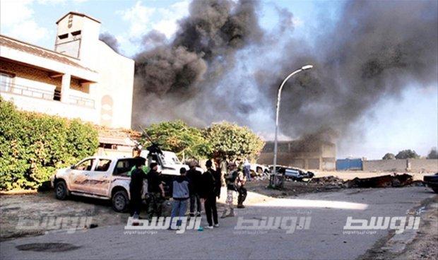 اخبار ليبيا اليوم الاثنين 29-12-2014 , اخر اخبار الاشتباكات في ليبيا 29 ديسمبر 2014