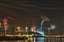 احتفالات رأس السنة في غوتنبرغ