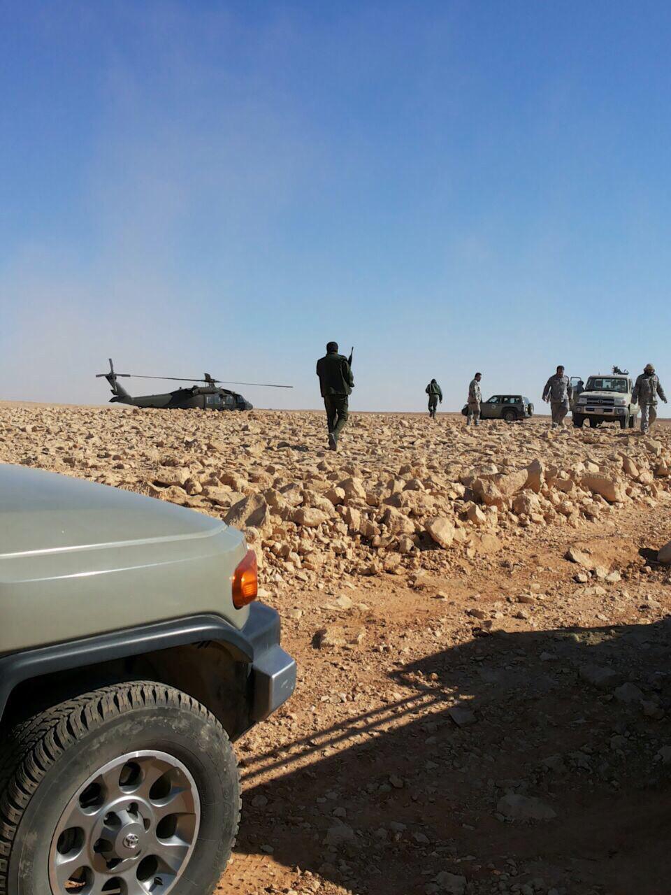 تعزيزات عسكرية للحدود الشمالية بعد العملية الارهابية 5-1-2015