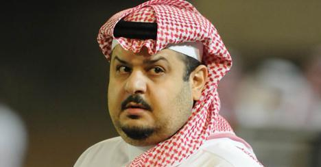حقيقة وتفاصيل خبر استقالة عبدالرحمن بن مساعد رئيس نادي الهلال السعودي