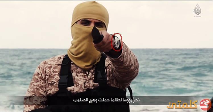 قاتل المصريين بليبيا ليس من داعش