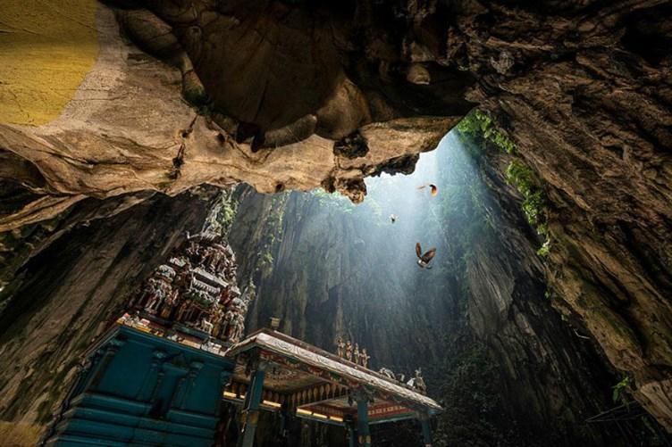 صور اجمل 10 كهوف حول العالم