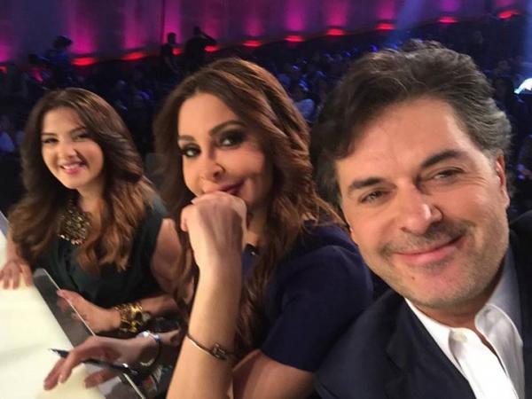 ����� ������ ��� ������ - X Factor ��� ���� MBC4