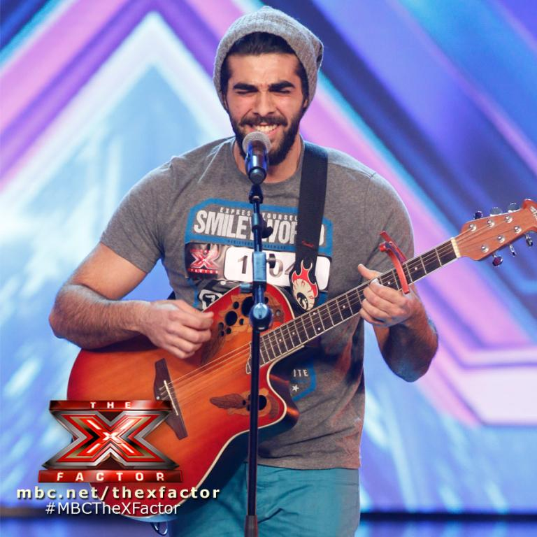 ������ ����� �������� ��� ��� The X Factor ����� ������ ����� 14-3-2015
