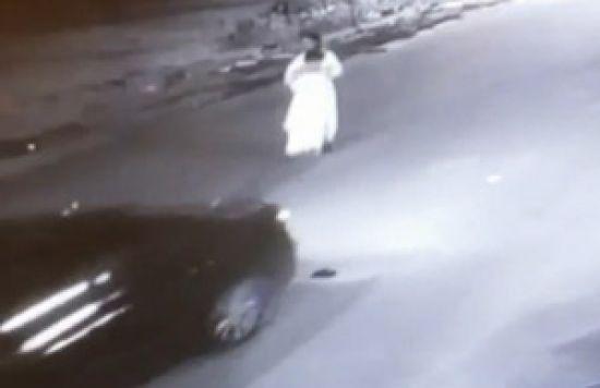 صور وتفاصيل حادث اختطاف حدث في حي الملك فهد بمدينة الهفوف بالأحساء