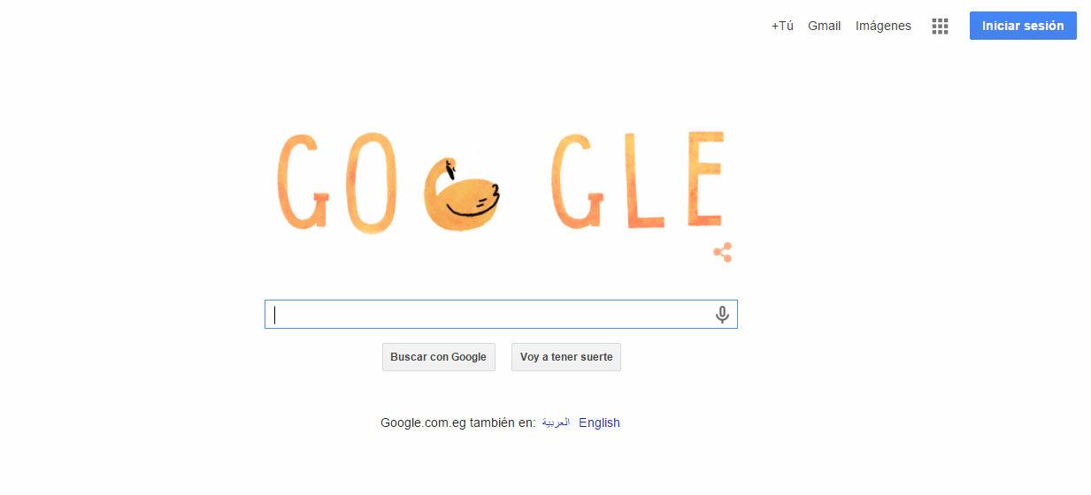 جوجل يحتفل بعيد الأم على صفحته الرئيسية