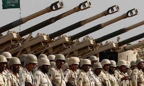 صور مرابطة الجيش السعودي على الحدود الجنوبية تجاه حدود اليمن 1436